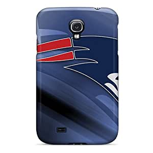 Premium [Gkz1867Btff]new England Patriots Case For Galaxy S4- Eco-friendly Packaging