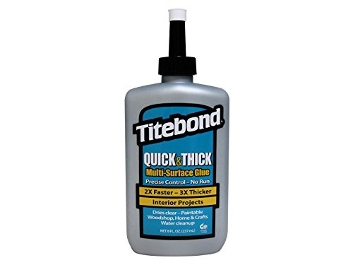(Titebond 2403 Wood Molding Glue, 8-Ounces)