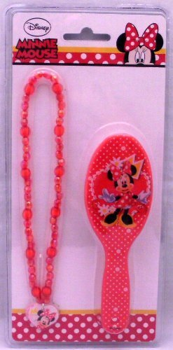 * Disney Doc McStuffins Brush And Necklace Set *