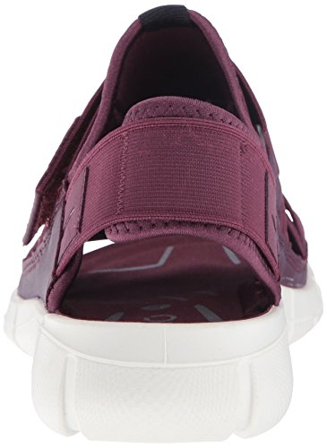 Ecco Damen Intrinsico Sandal Rot (52999bordeaux / Bordeaux)