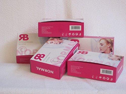Pack de 5 cajas de Almohadillas para Axilas NORMAL 50 unidades/pack BrvSpain