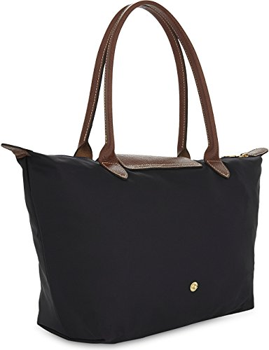 black Longchamp Pliage Le Bag Shoulder Large x6Twf