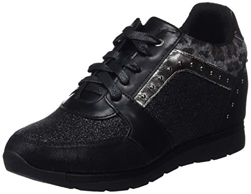 Zapatillas Para 41594 Negro Mujer Bass3d qE145SCCw