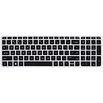 Amazon Com Keyboard Cover For Hp 15 6 Laptop Hp 15 Ba010nr 15