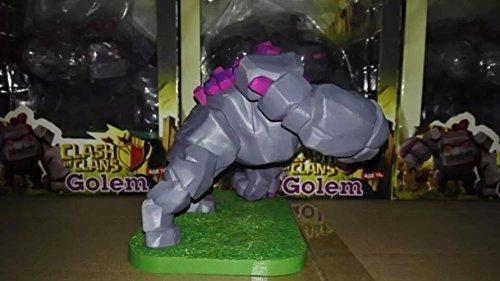 CLASH OF CLANS - COC - FIGURA GÓLEM / GOLEM FIGURE 15cm: Amazon.es: Juguetes y juegos