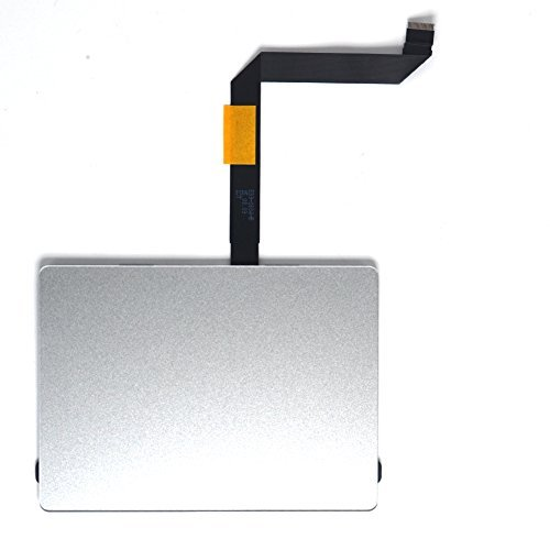 "Padarsey (923-0438) Trackpad with flex cable For Apple MacBook Air 13"" A1466 (Mid 2013, Early 2014, Early 2015)"