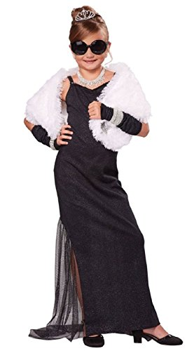 California Costumes Hollywood Diva Costume, One Color, ()