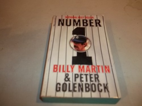 Number 1 by Billy Martin and Peter Golenbock