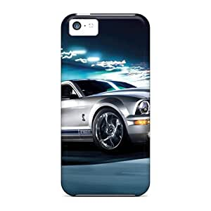 Mialisabblake Perfect Tpu Case For Iphone 5c/ Anti-scratch Protector Case (ford Mustang Shelby)