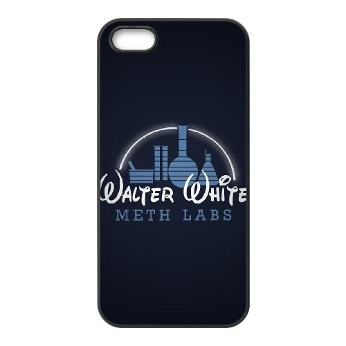 Breaking Bad 006 coque iPhone 5 5S cellulaire cas coque de téléphone cas téléphone cellulaire noir couvercle EOKXLLNCD22394