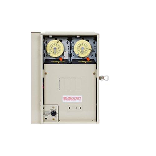INTERMATIC INC PF1222TB1 DUAL TIMER W/FRZ & HEAT SUBPAN