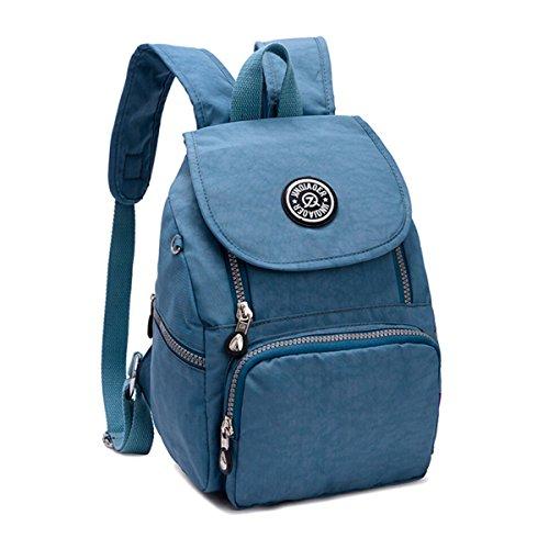 Waterproof Nylon Backpack Lightweight Daypack