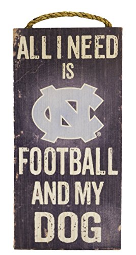 Football Door Decorations - NCAA North Carolina Tar Heels 6