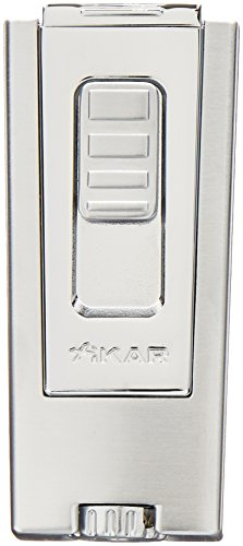 Xikar 9657SL Silver Trezo Lighter