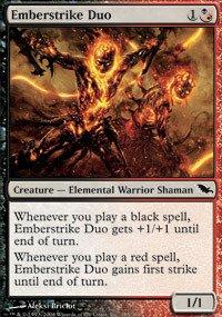 Magic: the Gathering - Emberstrike Duo - Shadowmoor