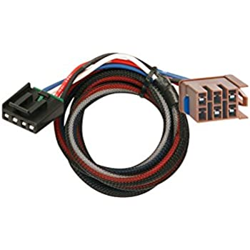 41Dl07UrixL._SL500_AC_SS350_ amazon com tekonsha 3025 p brake control wiring adapter for gm  at n-0.co