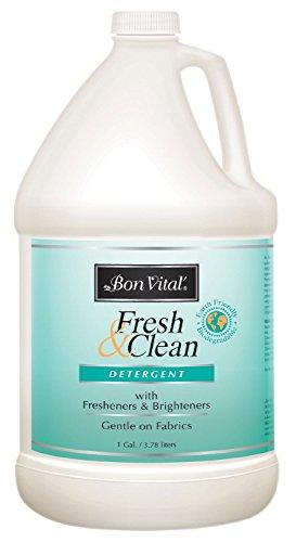 Fresh Laundry Soft Body Lotion - Bon Vital' Fresh & Clean Detergent 1 Gallon