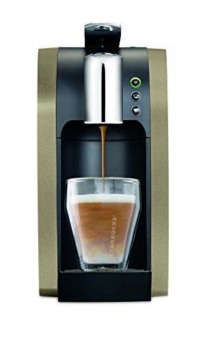 STARBUCKS VERISMO Coffee Machine 580 Base Brewer, Champagne by ...