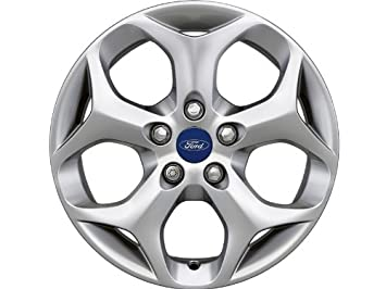 Ford Focus Wheels >> Ford Focus 1826218 Alloy Wheel 16 Inch 5 Spoke Y Silver
