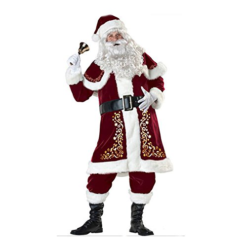 Father Christmas Suit - 1
