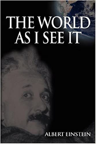 Book World As I See It by Albert Einstein (2005) Mass Market