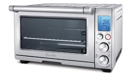 Breville BOV800XL Smart Oven 1800-Watt Convection Toaster Oven with Element IQ (Best Compact Toaster Oven compare prices)