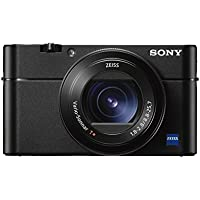 Sony Cyber-shot DSC-RX100 V 20.1 MP Digital Still Camera w/ 3 OLED