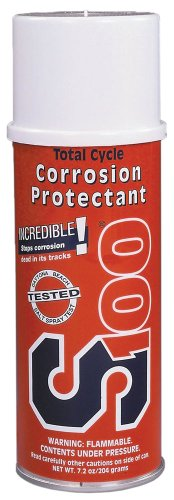 S100 16300A Total Cycle Corrosion Protectant Aerosol - 7.2 oz.
