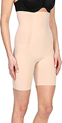 SPANX Womens Thinstincts¿ High-Waisted Mid-Thigh Short
