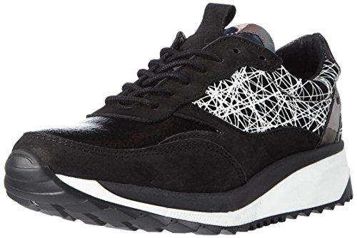 BronxBrodaX Colores Zapatillas Black Black Mehrfarbig Varios white 1082 Mujer qB7xwFqSnr