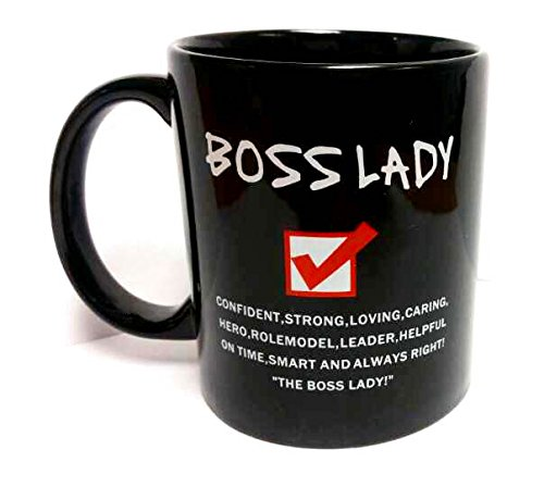 Ceramic Boss Coffee Black Gifts product image