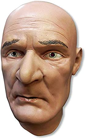 Undertaker Foam Latex Mask