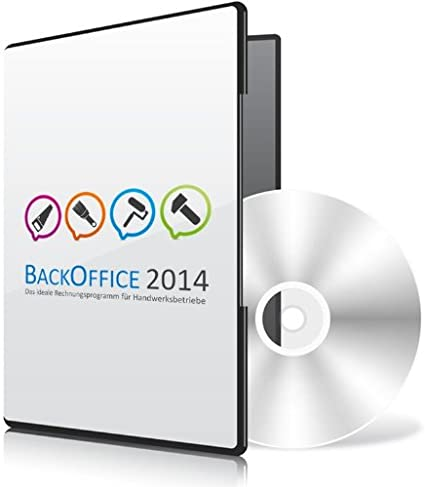 Backoffice 2014 Lizenzdauer Unbegrenzt Rechnungsprogramm Für