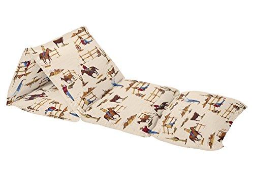 Sweet Jojo Designs Wild West Cowboy Western Kids Teen Floor Pillow Case Lounger Cushion Cover