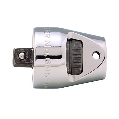 BAHCO Ratchet adaptor, 1/4