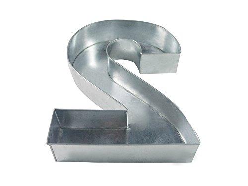 EURO TINS Large Number Wedding Birthday Anniversary Baking Cake Pan 14'' X 10'' (2) by EURO TINS (Image #2)