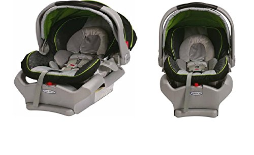Classic Connect 35 Infant Car Seat- Dotti's Green - Brand New!!