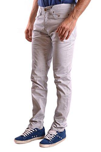 Siviglia Homme MCBI278023O Gris Coton Jeans