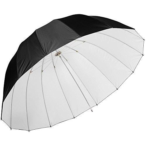 - Westcott 43 in. Apollo Deep Umbrella (White)