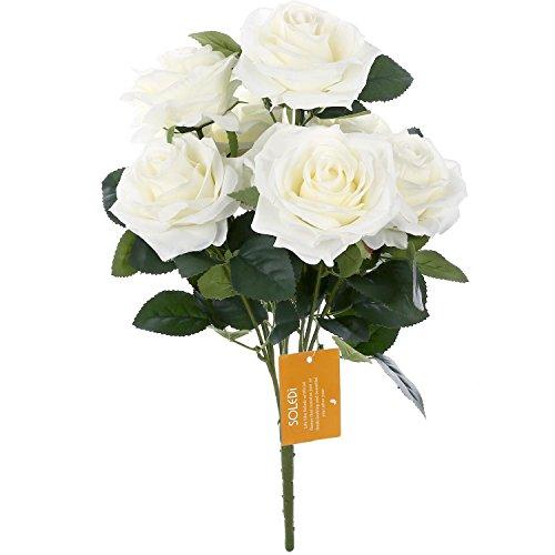 SOLEDI Arrangement Artificial Bouquet Wedding product image