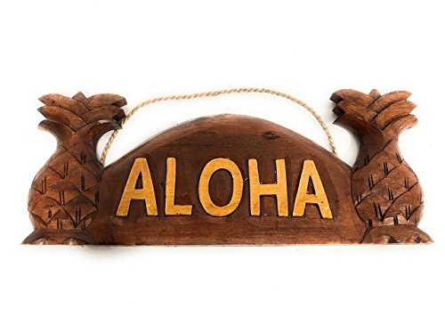 (Aloha Sign w/Pineapple 14