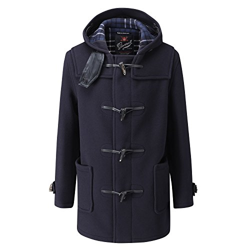Gloverall Toggle Coat - 3