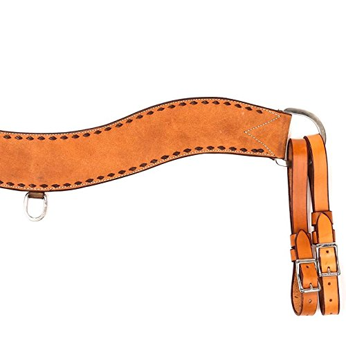 NRS Roughout Tripping Collar with Buckstitching (Breast Nrs Collar)