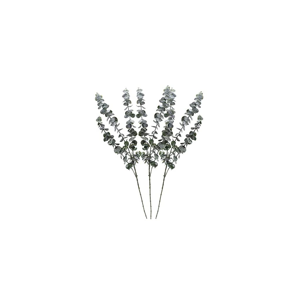 Geboor-Pack-of-3-Faux-Eucalyptus-Stem-Artificial-Eucalyptus-Leaves-Fake-Eucalyptus-Branches-30-Tall-Artificial-Greenery-Stems-for-Restaurants-Hotels-Home-Decorations