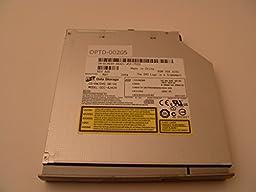 Dell CD-RW/DVD Drive Gray GCC-4241N C3039 Inspiron 1100 1150 5100 5150 5160