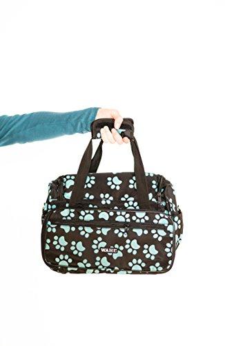 Wahl Professional Animal Pet Travel Bag, Turquoise #97764-300 by Wahl Professional Animal (Image #2)