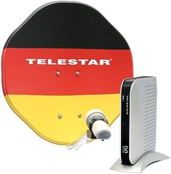 Telestar Astra Digital – Antena parabólica y (Peces Negro ...