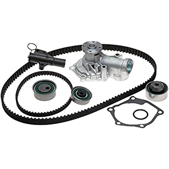 amazon gates tckwp340 timing belt ponent kit with water pump 99 Mitsubishi Eclipse Starter Location pare with similar items