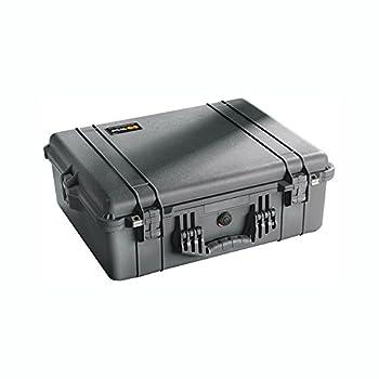 Pelican 1600 Case With Foam (Black) 3