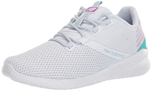 New Balance Women's District Run V1 CUSH + Sneaker